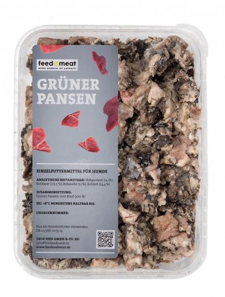 Barf Grüner Pansen 1kg