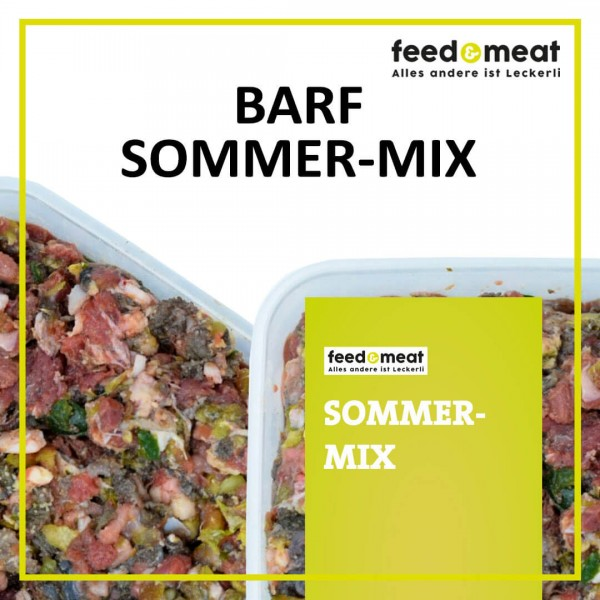 Barf Sommermix
