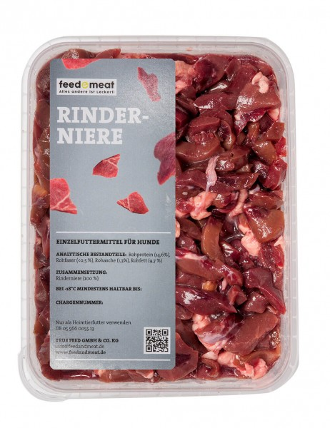 Barf Rinderniere 1kg
