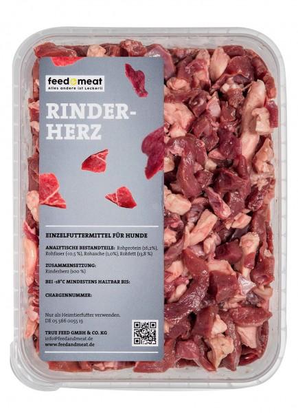 Barf Rinderherz 1kg