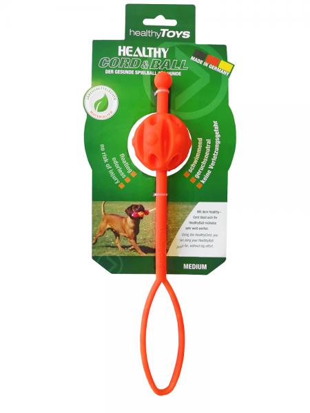 Healthy Toys Cord + Ball