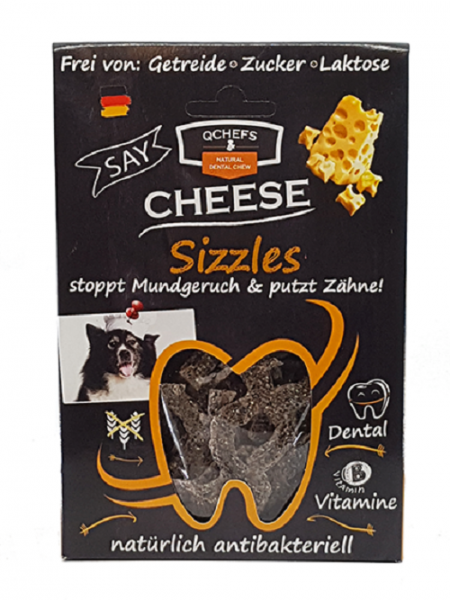 CHEESE SIZZLES