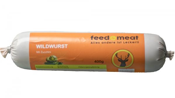 Barf-Wurst Wild