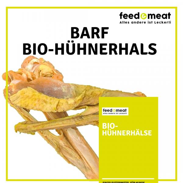 Barf Bio Hühnerflügel