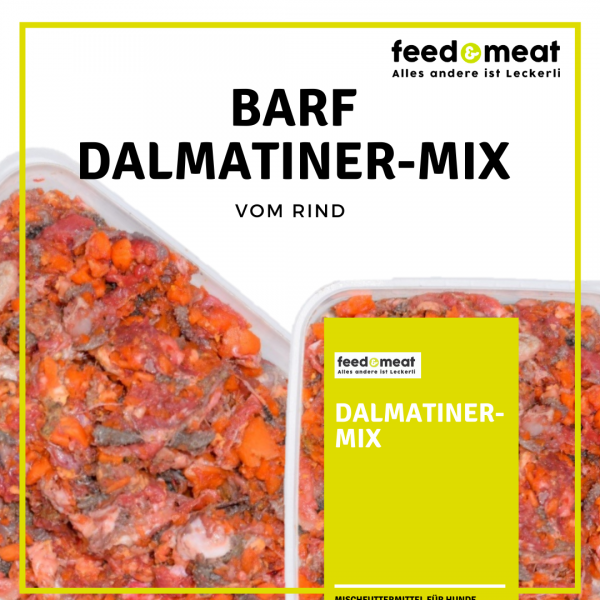 Barf Dalmatinermix